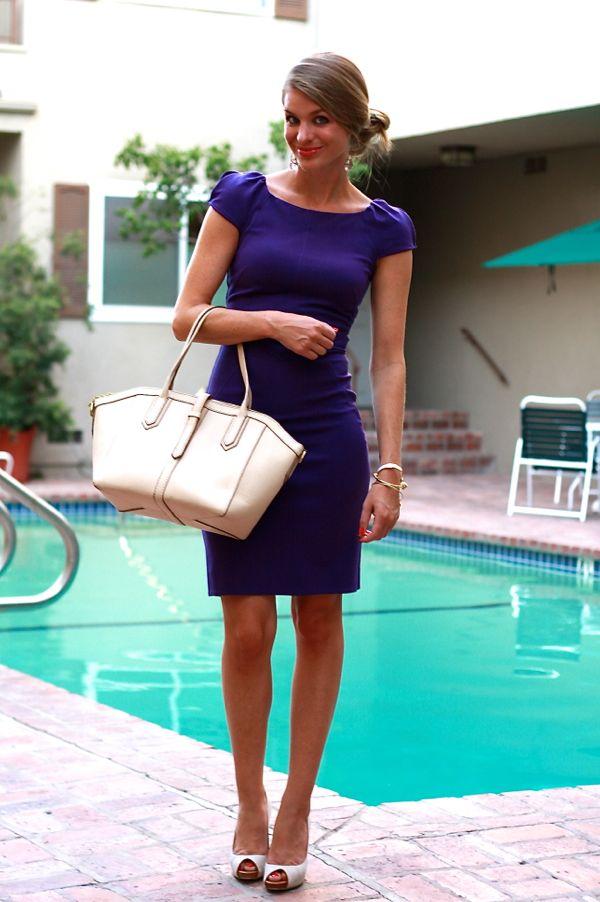 purple dvf dress 6