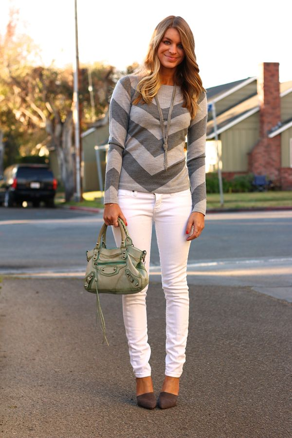 chevron sweater 5