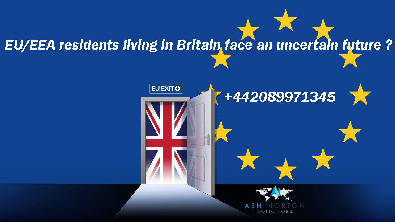 UK Permanent Residency Rights for EU/EEA Citizens Post-Brexit