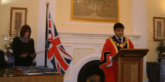 UK Citizenship Ceremony