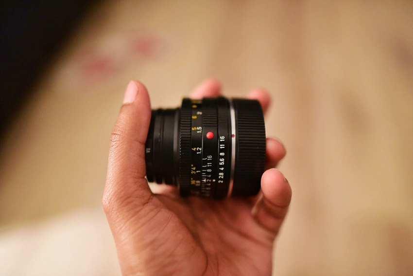Leica 50mm R Summicron Review