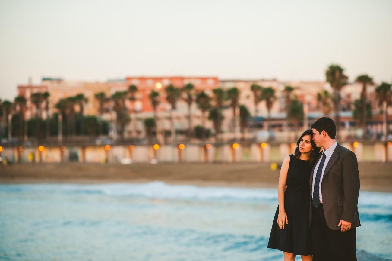 Barcelona pre-wedding Shoot