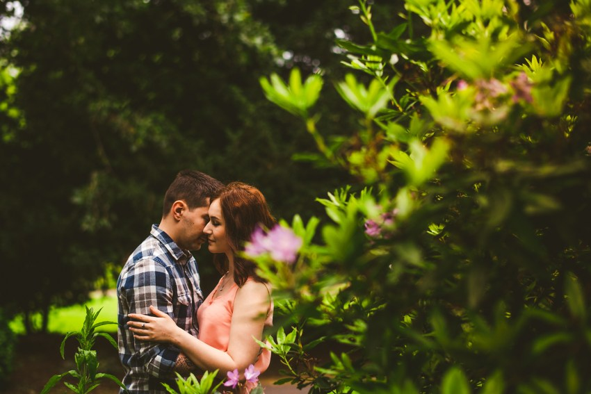 Engagement photographer Leicester