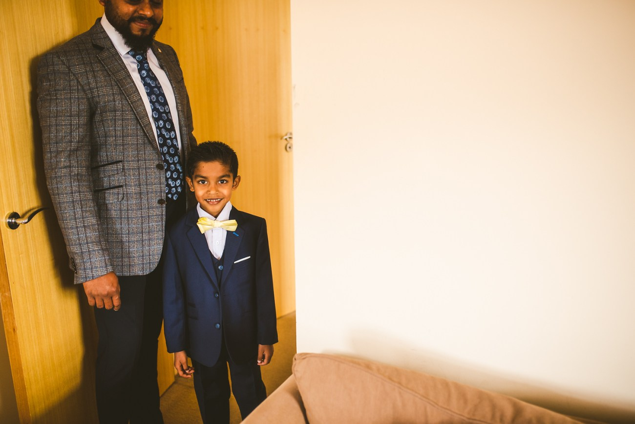 Asian wedding photographer in Leicester