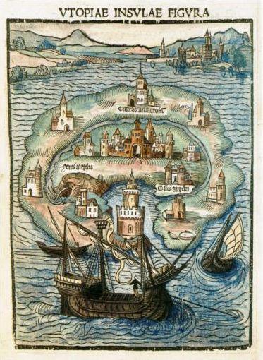 Utópia Thomasa Morea