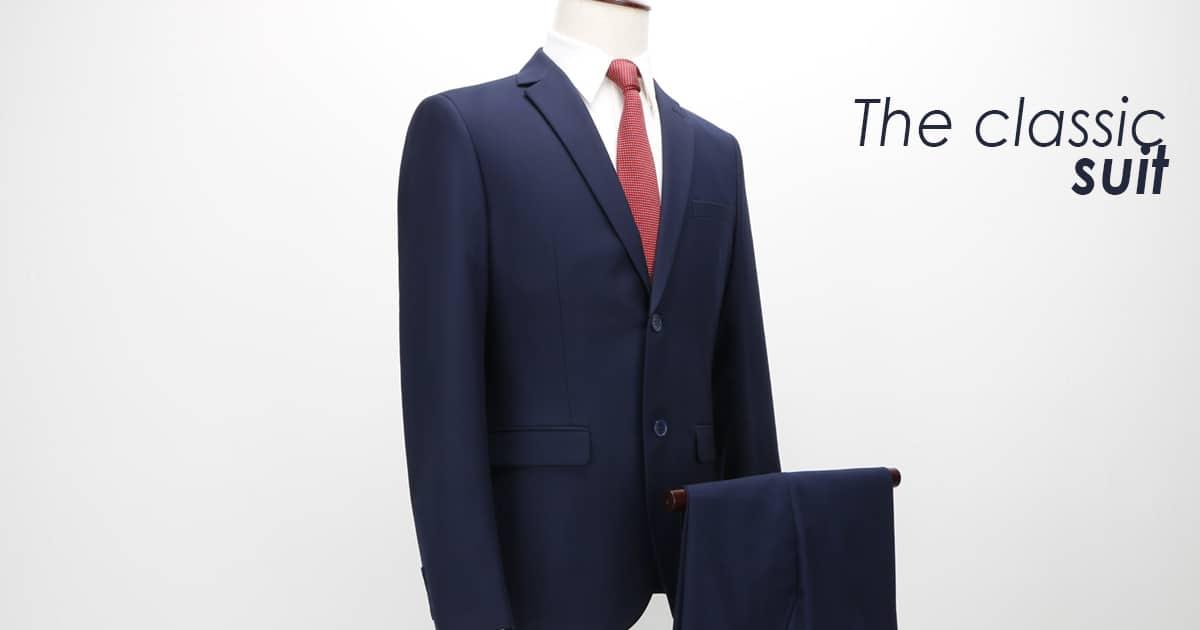 The classic suit