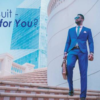 Slim Fit Suit - The Suit for You?