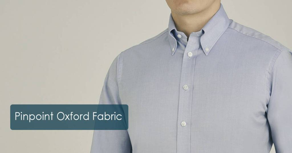 Pinpoint Oxford Cotton Fabric