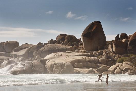 Llandudno beach, Cape Town