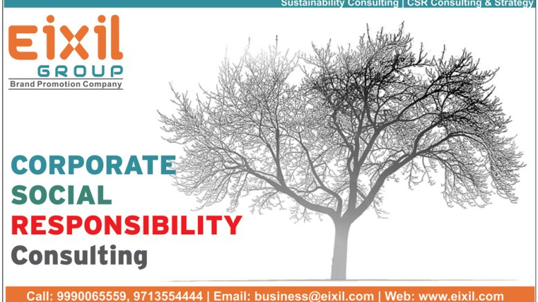 Corporate Social Responsibility (CSR) Consulting