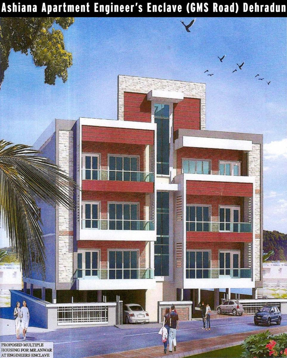 Ashiana Apartment - Residential Flats at Dehradun Call 9873931466 for Inquiry