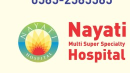 Nayati Healthcare Hospital, Mathura (UP)