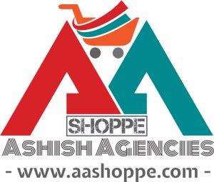 AA Shoppe Logo | Ashish Agencies