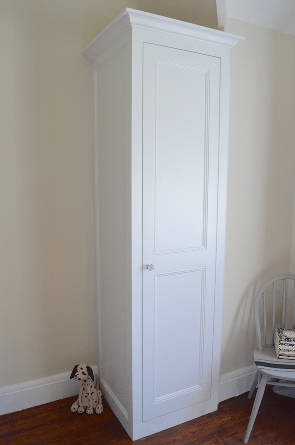Inbuilt Single Wardrobe