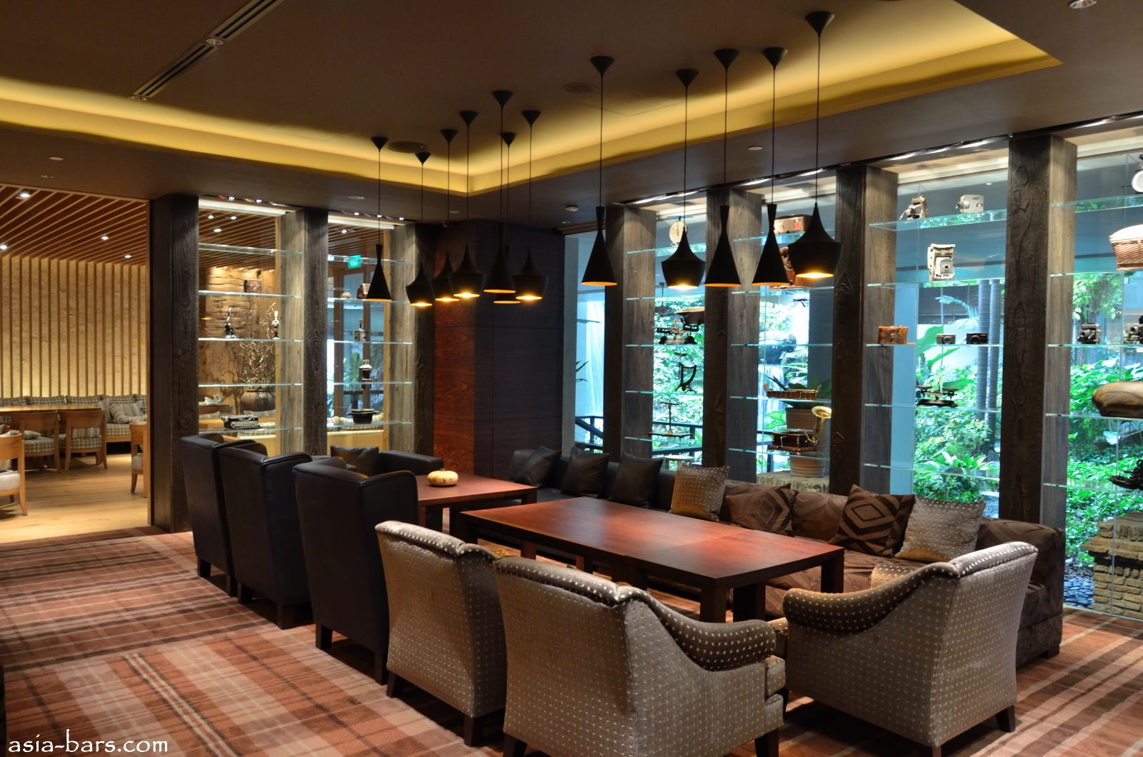 10 Scotts Grand Hyatt Singapore Contemporary