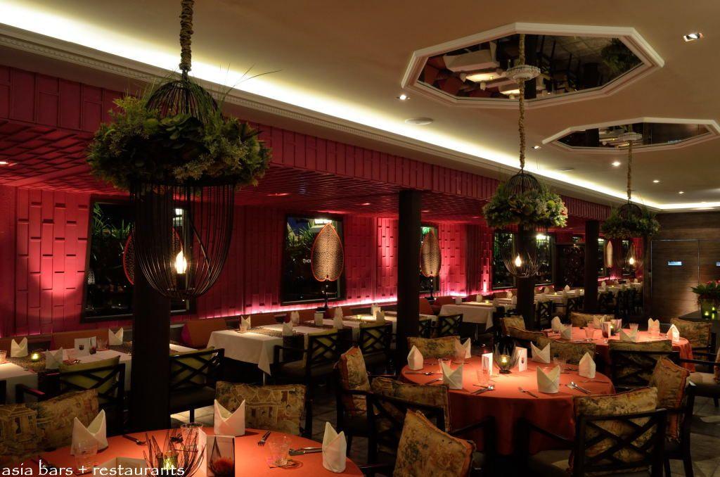 Jim Thompson Restaurant Amp Wine Bar Bangkok Asia Bars