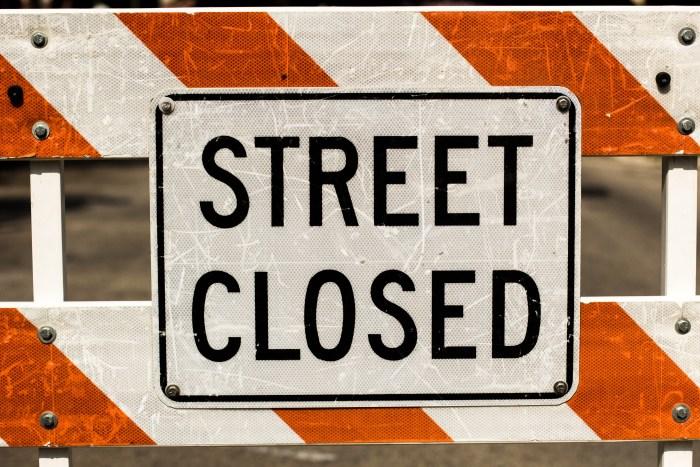 closedstreet