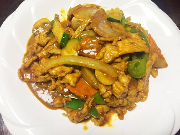 Asian Curry Chicken - Asia Grill - Chinese Restaurant Peoria IL
