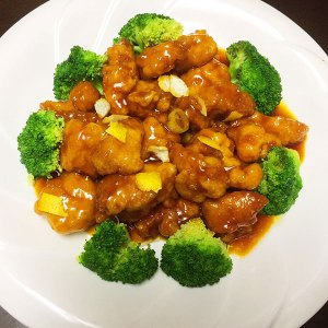 Orange Chicken - Asia Grill - Chinese Restaurant Peoria IL