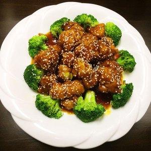 Sesame Chicken - Asia Grill - Chinese Restaurant Peoria IL