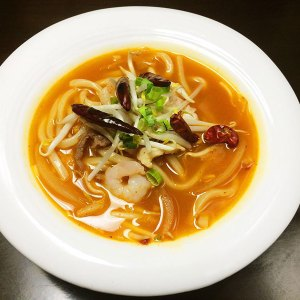 Spicy Korean Noodle Soup - Asia Grill - Chinese Restaurant Peoria IL