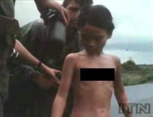 Phan Thị Kim Phúc, la bambina spogliata dal napalm