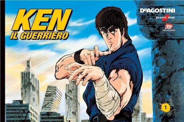 Ken il Guerriero: manga e poi cartone animato che ripresenta molti degli stereotipi della cultura giapponese e dei manga