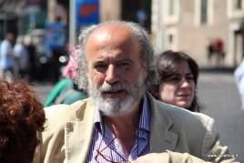 Marco Ferrando. Foto Alessio Fratticcioli