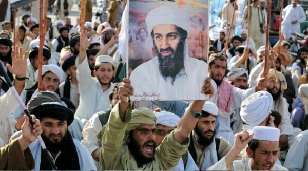 bin laden pakistan folla