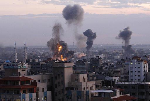 gaza 2012 A Gaza è una tragedia e la responsabilità storica è di Netanyahu