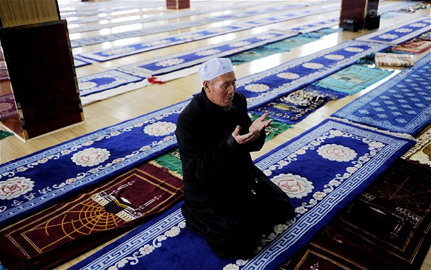 Cina moschea