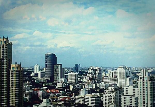 Bangkok Thailand skyline Alessio Fratticcioli