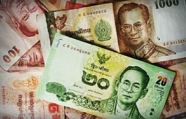 thailandia baht soldi