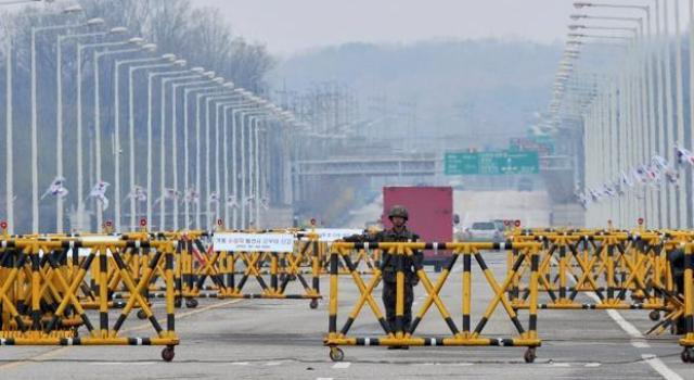Corea complesso industriale di Kaesong