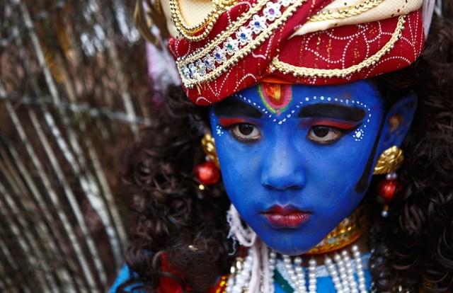 nepal gaijatra krishna 2013