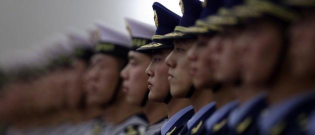 Cina USA Russia soldati