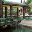particolare del Phra Ubosot del Wat Lan Kuat