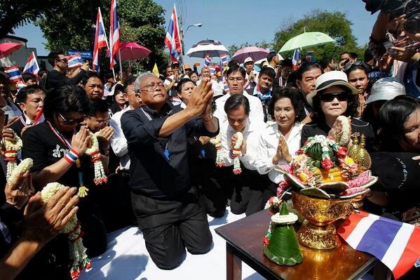 thailand bangkok suthep religion