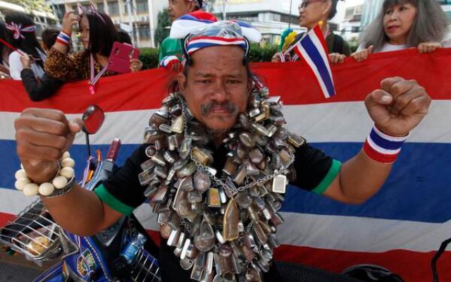 Thailandia rivoluzione contro il Thaksinismo