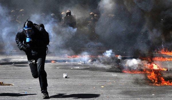 europa grecia lavoro lotta