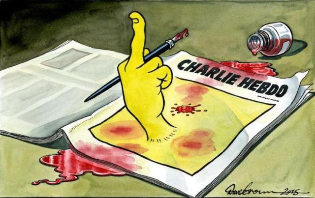 Charlie Hebdo uccidere le persone ma non le idee
