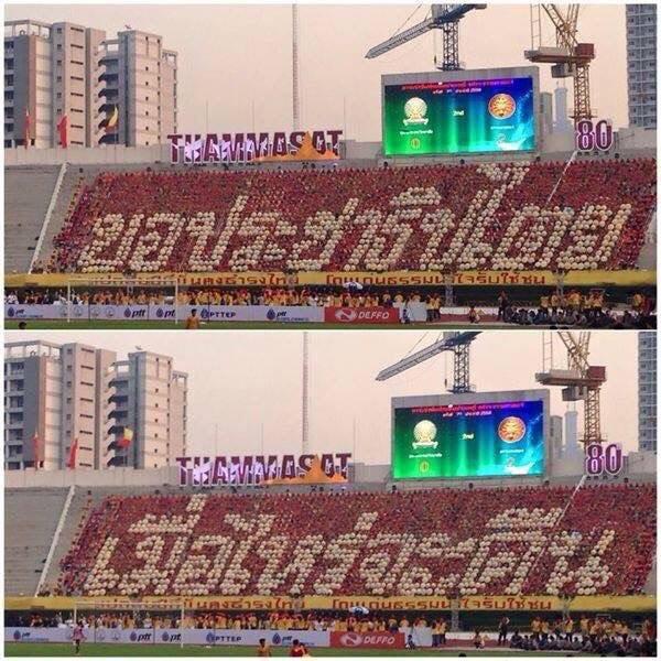 thailandia democrazia