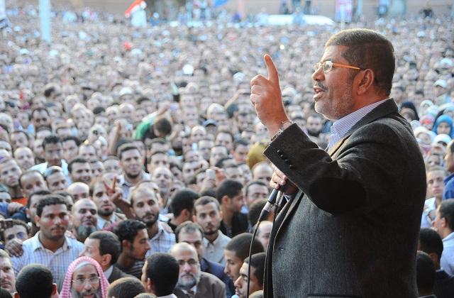 Morsi death sentence