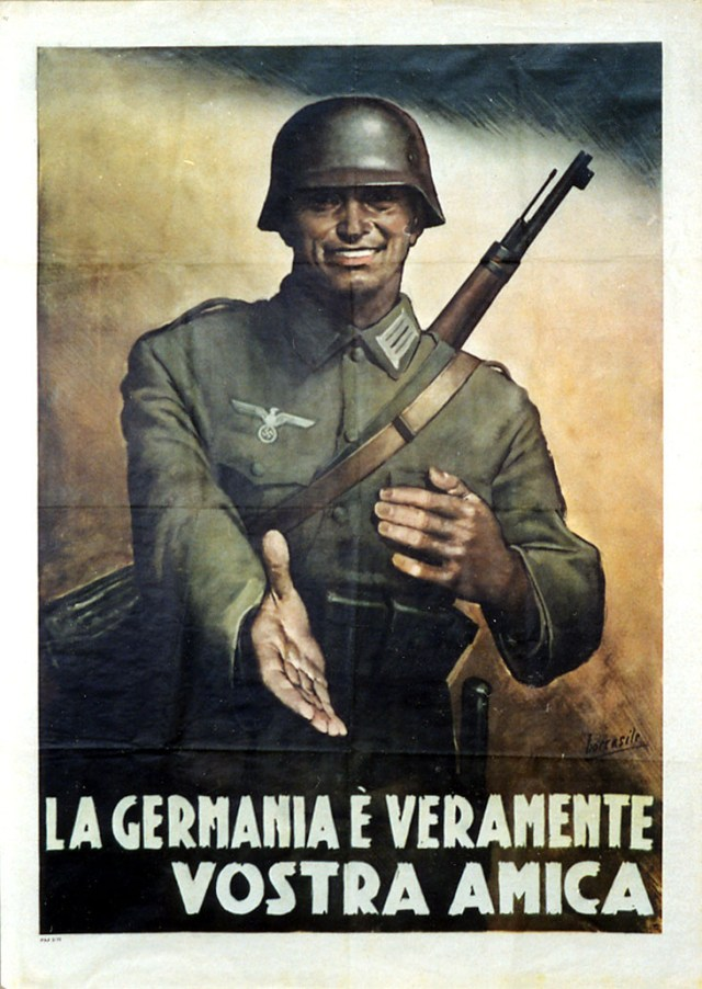 Propaganda fascista RSI