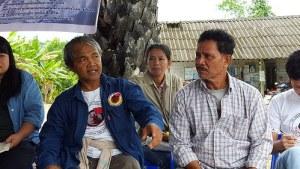A sinistra: Surapol Songrak