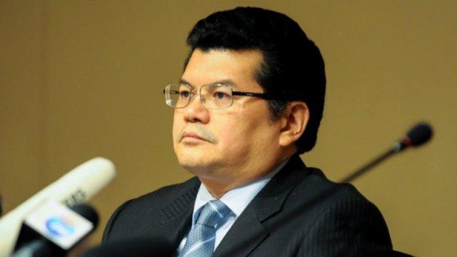 Sek Wannamethee, portavoce del Ministero degli Esteri della Thailandia.