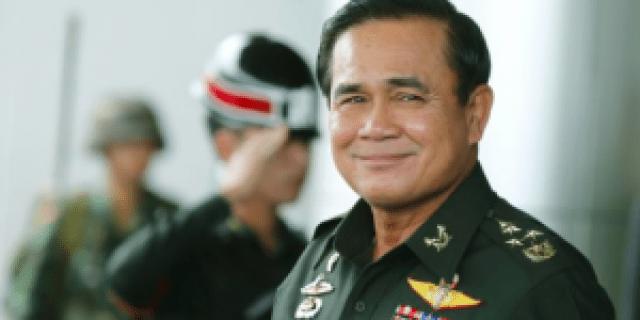 Prayuth thailandia dittatore
