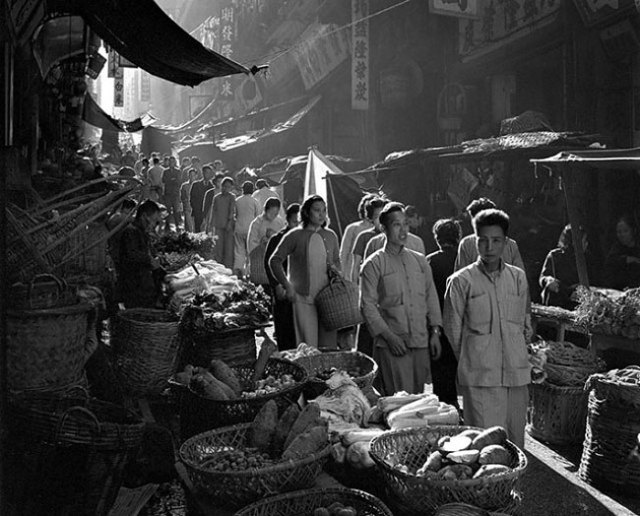 Hong Kong (1950) - foto di Ho Fan