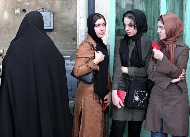 Islam sesso donne Iran