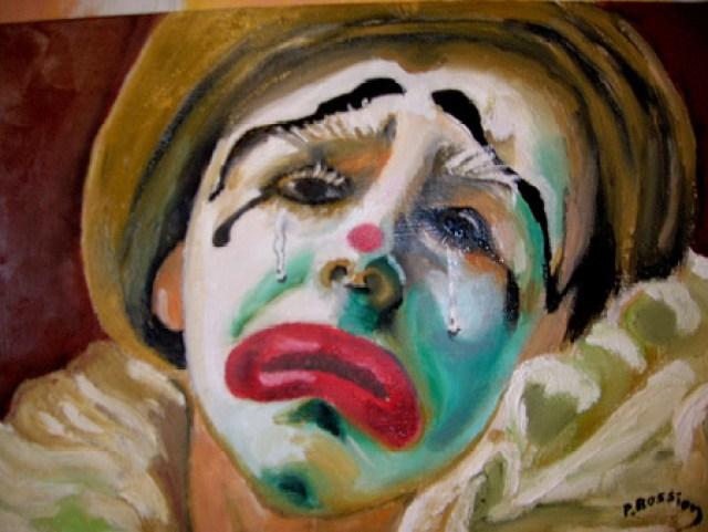 Sono un clown e raccolgo attimi. (Heinrich Böll)